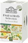 Ahmad Fruit & Herb Selection Flavored Infusions