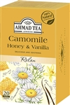 Ahmad Camomile, Honey & Vanilla Herbal Infusion