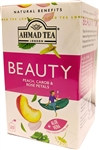 Ahmad - Beauty - Peach, Carob & Rose Petals