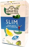 Ahmad - Slim - Lemon, Mate & Matcha Green Tea