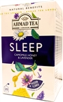 Ahmad - Sleep - Camomile, Honey & Lavender