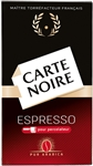 Carte Noire Espresso Ground Coffee 8.8oz/250g