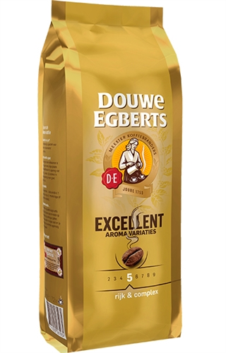 Douwe Egberts Excellent Aroma Whole Bean Coffee 17 6oz 500g