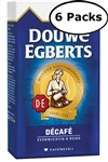 6 Packs Of Douwe Egberts Aroma Rood Decaf Coffee 17.6oz/500g