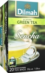 Dilmah Green Tea with Sencha - 20 Tea Bags