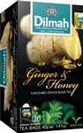 Dilmah Ginger & Honey- 20 Individually Wrapped