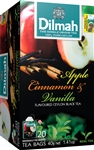 Dilmah Ceylon Tea with Apple, Cinnamon & Vanilla 20 Tea Bags