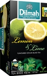 Dilmah Ceylon Tea with Lemon & Lime 20 Tea Bags