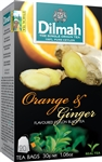 Dilmah Orange & Ginger Tea - 20 Tea Bags