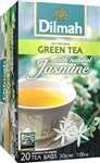 Dilmah Green Tea with Jasmine 20 Tea Bags