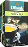 Dilmah Ceylon Natural Green Tea Pure Green 20 Tea Bags
