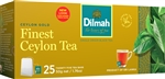 Dilmah Ceylon Gold Finest Tea 25 Tagged Tea Bags