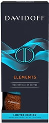 Davidoff Limited Edition Elements Instant Coffee 3.5oz/100g