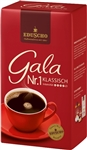 Eduscho Gala Nr. 1  Klassisch Ground Coffee 17.6oz/500g