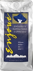 Enjoué Exquisite Napolitano Espresso Ground 8.8oz/250g