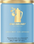 Hausbrandt Gourmet Columbus Ground Coffee Tin 8.8oz/250g (636)