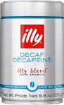 Illy Decaffeinated Whole Bean Coffee