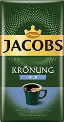 Jacobs Kronung Mild Ground Coffee 17.6oz/500g