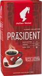 Julius Meinl Prasident Ground Coffee 17.6oz/500g