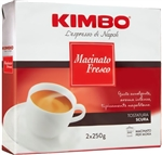 Kimbo Macinato Fresco Ground Coffee in Bag 8.8oz/250g