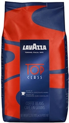 Lavazza Top Class Espresso Whole Beans Coffee 2.2lb/1kg (2010)