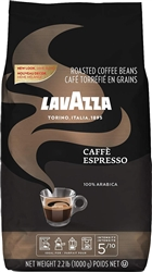 Lavazza Caffe Espresso Whole Beans Coffee 2.2lb/1kg (2602)