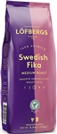 Lofbergs Swedish Fika Medium Roast Ground Coffee 8.8oz/250g