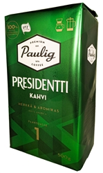 Paulig Presidentti Ground Coffee 17.6oz/500g