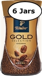 TCHIBO Gold Selection Premium Instant Coffee