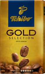 Tchibo Gold Selection Ground Coffee 8.8oz/250g