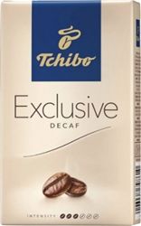 Tchibo Exclusive Decaf Ground Coffee 8.8oz/250g
