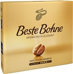 Tchibo Beste Bohne Ground Coffee 17.6oz/500g