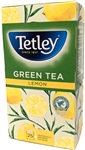 Tetley Green Tea - Lemon 25 Individual Tea Bags