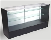 Wholesale Full Vision Glass Display Cases - Value E Showcases