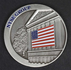 New York Stock Exchange IPO Coin - Original Listing