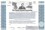 The Charles Schwab Corporation Stock Certificate