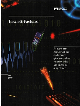 1994 Hewlett-Packard Annual Stock Report