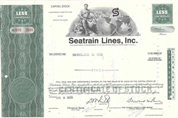 1950/'s-1960/'s Boston Vintage stock certificate Eaton /& Howard Balanced Fund