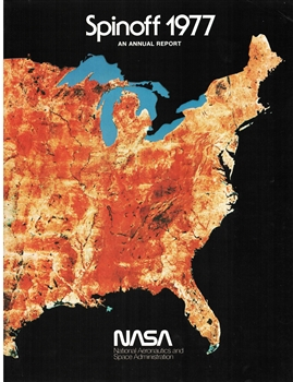 "1977 NASA ""SPINOFF"" Annual Report"