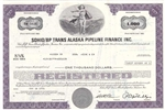 SOHIO/BP Trans Alaska Pipeline Finance Inc. $1,000 Bond