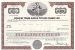 SOHIO/BP Trans Alaska Pipeline Finance Inc. $10,000 Bond