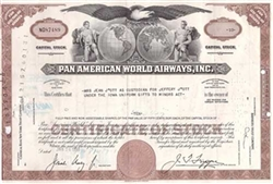 Pan American World Airlines, Inc.