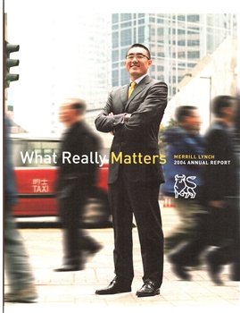 2004 Merrill Lynch Annual Report