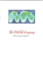 1973 Coca-Cola Annual Report