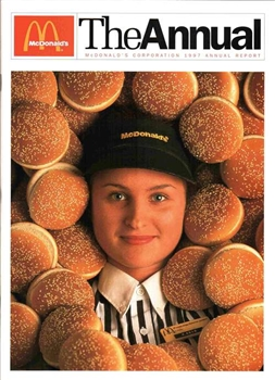 1997 McDonald's Annual Report