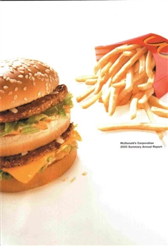 2005 McDonald's Summary Annual Report