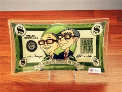 Warren Buffett Berkshire Hathaway Dish