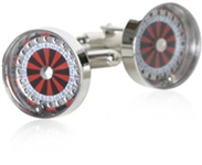 Big Shot Roulettes Cufflinks