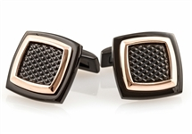 Rich Copper Cufflinks