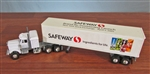 NYSE Safeway Tractor Trailer